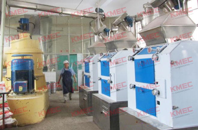 chili powder milling machine