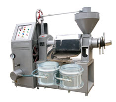 integrated expeller press machine