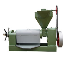 small capacity oil expeller press