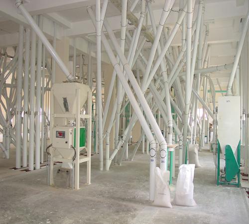 500t flour mill