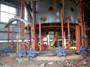 Oil Processing Machinery of Oil Extraction Plant