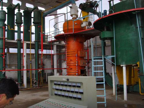 Vegetable Oil Machinery at Uzbekistan