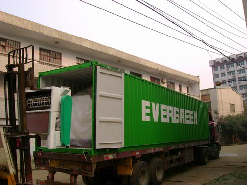 flour milling machinery delivery