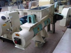 500 kg/h Wood Pellet Machine for Hungarian Customer