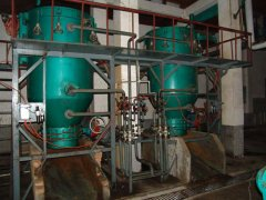Edible Oil Machinery at Mexico