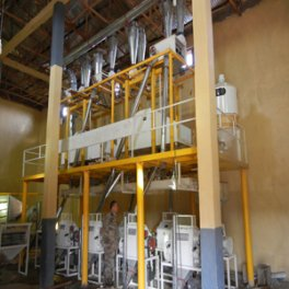 Wheat Flour Mill Project in Ethiopia