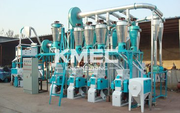 Why You Need a Smaller Wheat Flour Processing Plant?