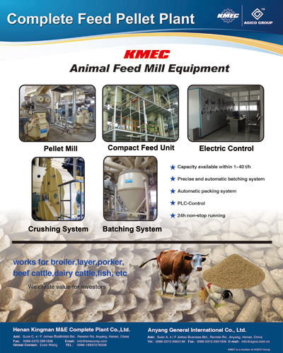 animal feed mill equipment